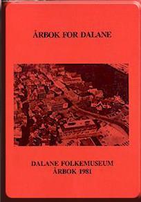 Årbok for Dalane nr. 4 (1981)