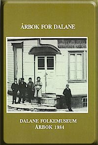 Årbok for Dalane nr. 6 (1984)