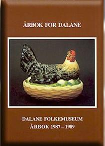 Årbok for Dalane nr. 9 (1987-1989)