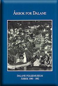 Årbok for Dalane nr. 10 (1990-1992)