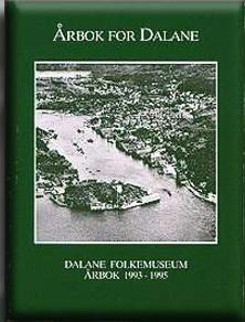 Årbok for Dalane nr. 11 (1993-1995)