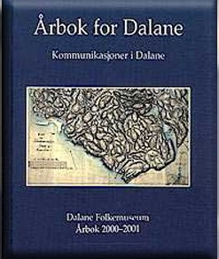 Årbok for Dalane nr. 14 (2000-2001)