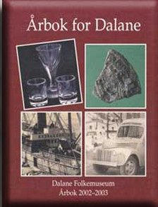 Årbok for Dalane nr. 15 (2002-2003)
