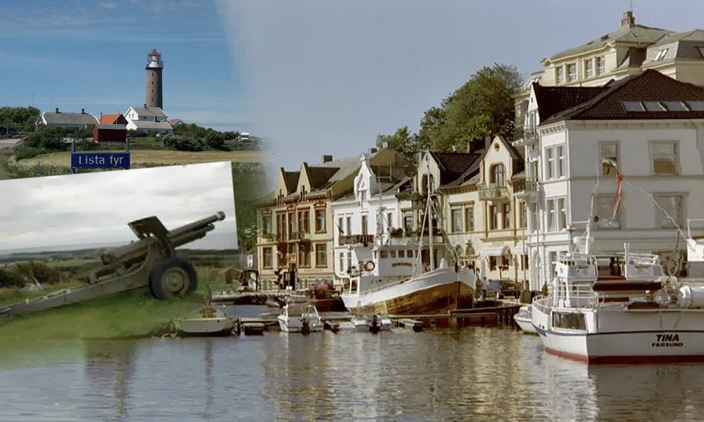 Vi reiser til Lista og Farsund søndag 17. juni 2012