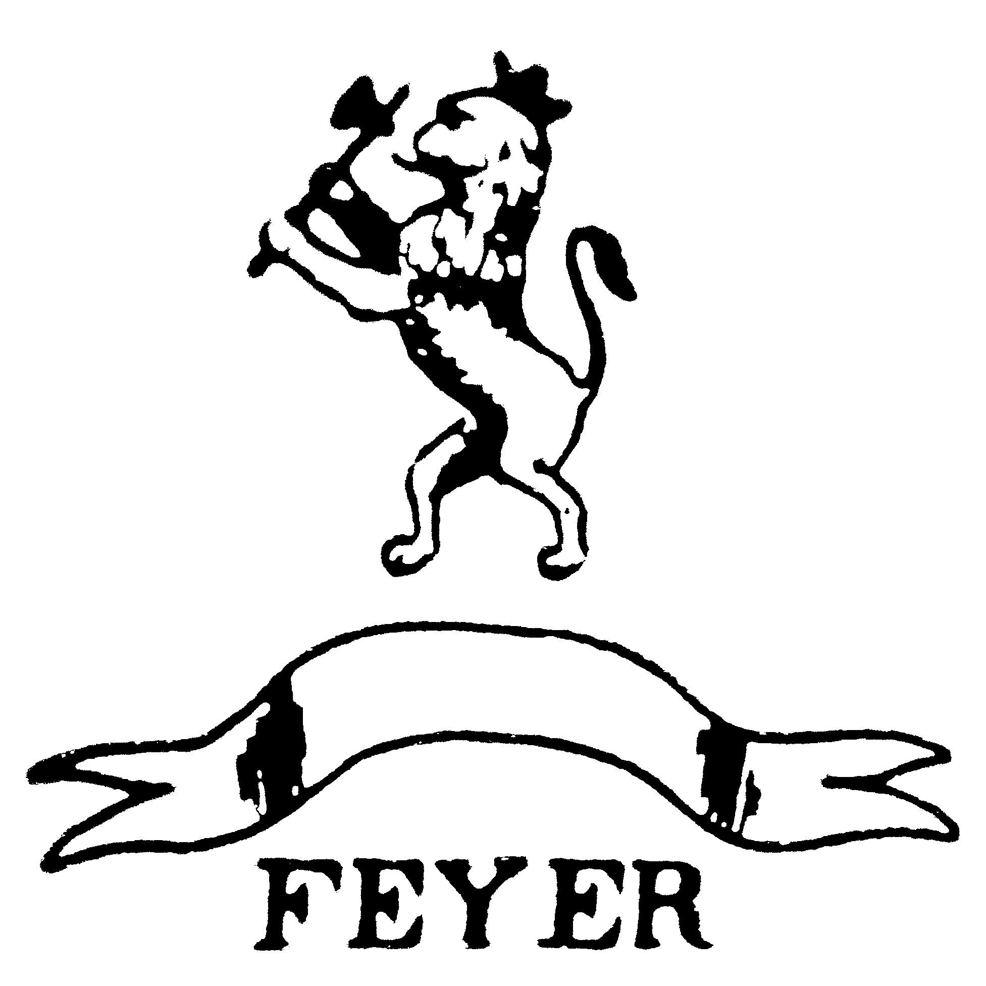 Stempel fra A/S Egersunds Fayancefabriks Co. cirka 1867-1877