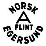 Stempel fra A/S Egersunds Fayancefabriks Co. cirka 1953-1962