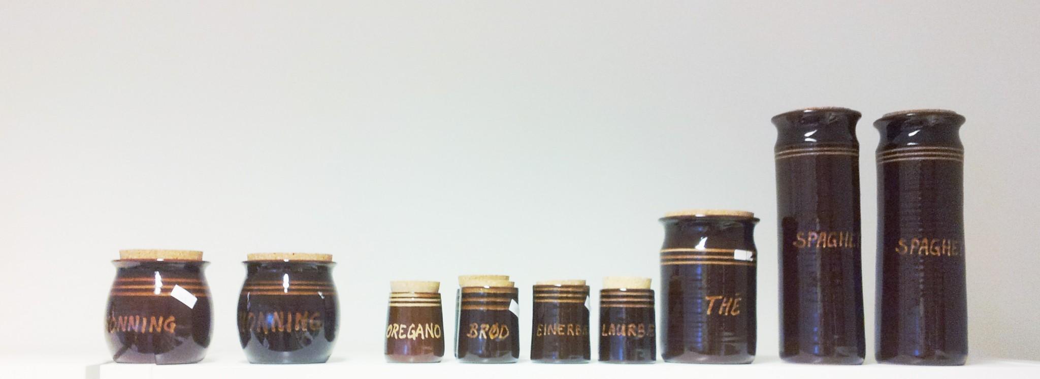 Krukker fra Egersund Terracotta og Keramikk