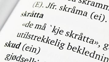 Bok av Arvid Midbrød - Ord fra bygd og by