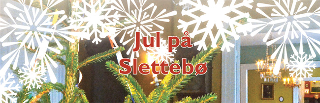 Christmas at Slettebø