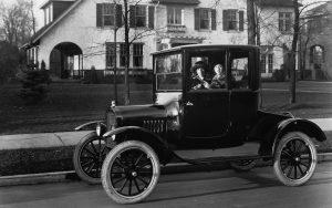 Bil fra 1920-tallet
